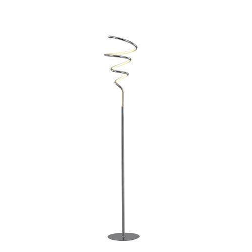 Vibe LED Spiral Floor Lamp Sl229