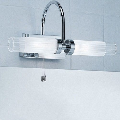 Bathroom Polished Chrome Wall Light QF535