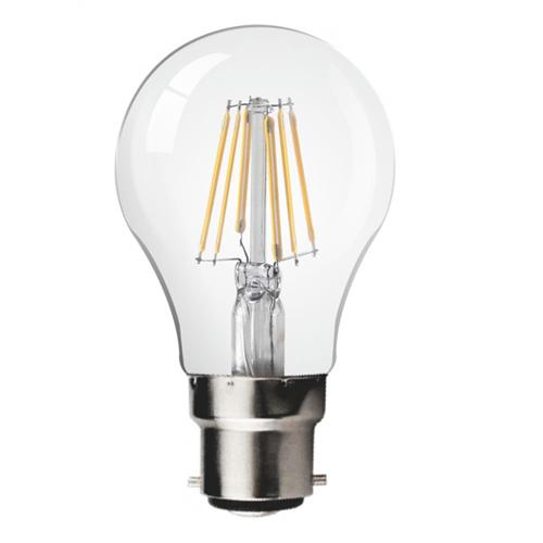 GLS LED BC Filament Lamp 7w 806 lumen AFFFIL103