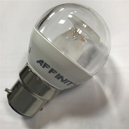 Golf Ball LED BC 5W Non Dimmable Affmg101
