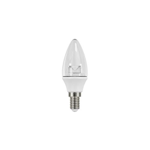 LED SES Candle Lamp Clear LED0007