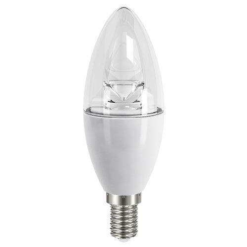 LED SES Candle Lamp Clear LED0007