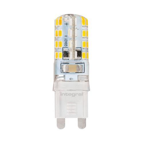 Dimmable LED G9 4000K Cool White 320 Lumen 29-74-45