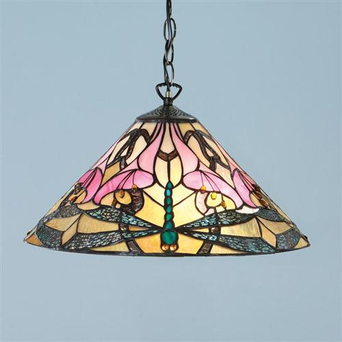 63923 Ashton Tiffany Ceiling Pendant Light
