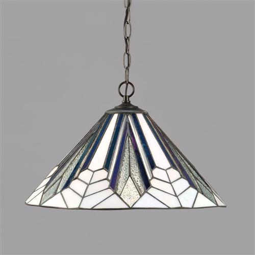 Astoria Tiffany Ceiling Pendant 63937