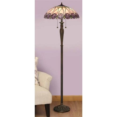 Hutchinson Tiffany Floor Lamp 64172