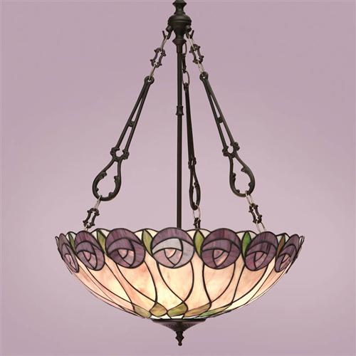 64174 Hutchinson Tiffany Ceiling Pendant