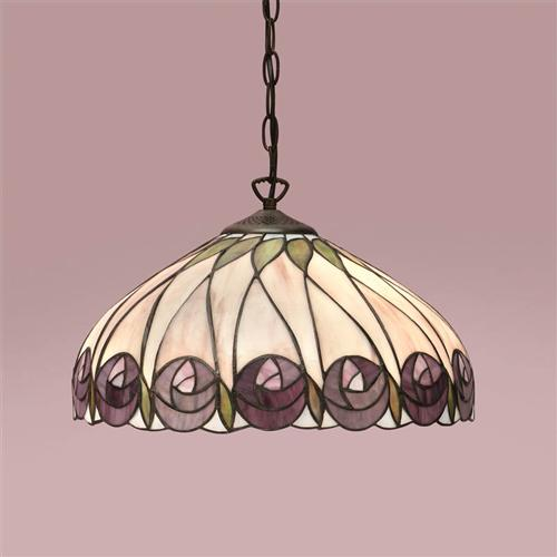 Hutchinson Tiffany Ceiling Pendant 64176