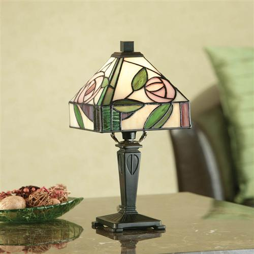 Willow Small Tiffany Table Lamp 64388