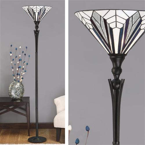 Astoria Tiffany Floor Lamp 63933
