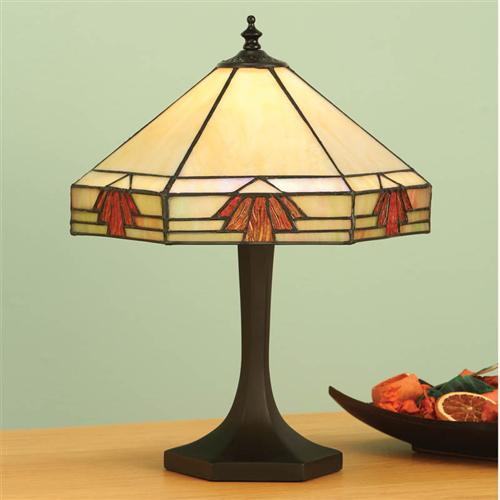 Nevada Tiffany Table Lamp 64287