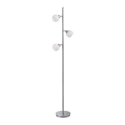 Lotta Stainless Steel Floor Lamp 12037-55