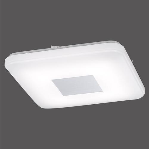 Lavinia Square Dimmable Colour Changing Ceiling Light 14221-16