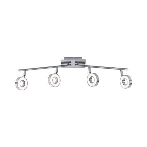 Lukas Ceiling LED Spot 4 Light 16124-55