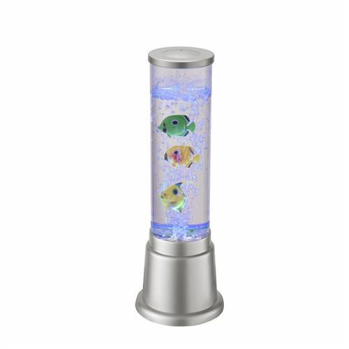 Ava LED Childrens Fish Water Table Lamp 85127-21