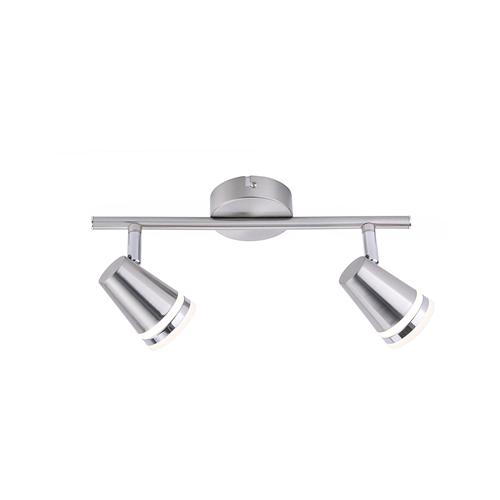 Emily Twin LED Ceiling Light 11972-55