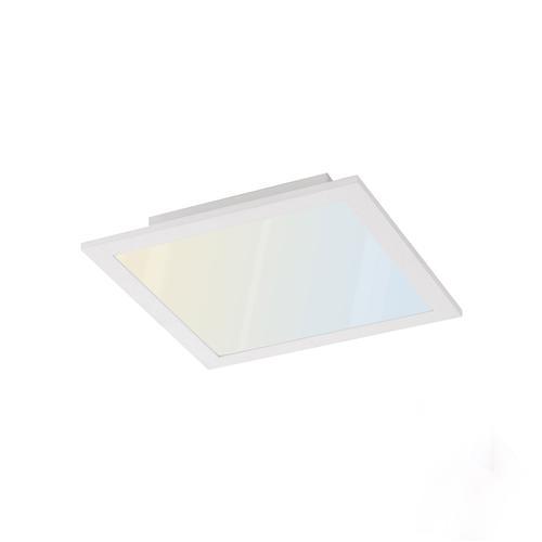 flat led square ceiling light 14530 16 the lighting superstore. Black Bedroom Furniture Sets. Home Design Ideas