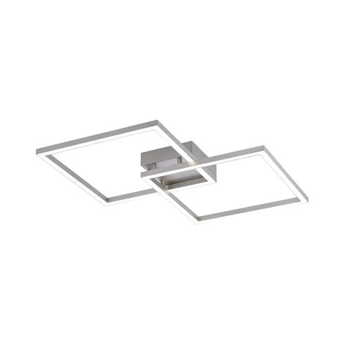 Stainless Steel Lolasmart-Maxi Smart RGB LED Ceiling Fitting 16429-55