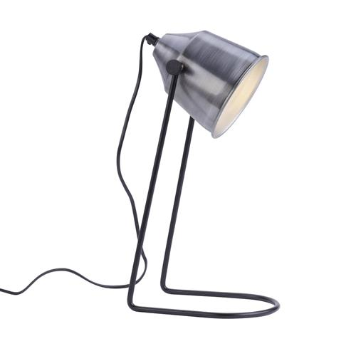 Luna Black/Iron Table Lamp LD0079