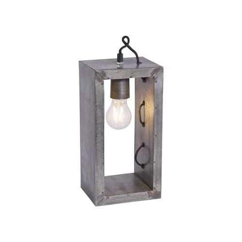 Samia Rustic Iron Industrial Table Lamp 11505-77