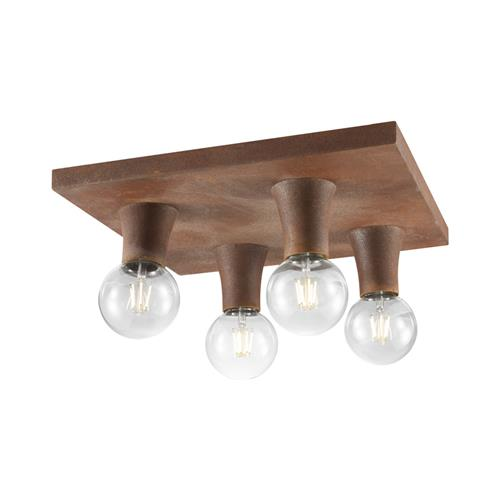 Lure Rustic Flush Fitting LD0268