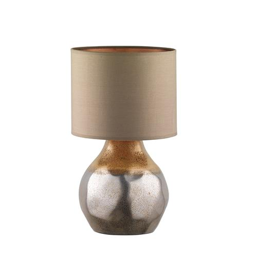 Bollo Large Two-Toned Finished Table Lamp 50114