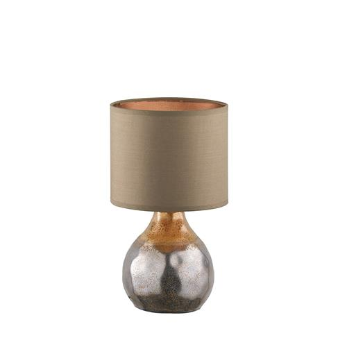 Bollo Two-Toned Finished Table Lamp 50113