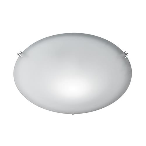 Polished Chrome 3 Light Flush Ceiling Fitting FH1498