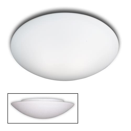Filby White Flush Finished Ceiling 2 Light FH1089