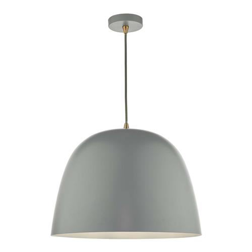 Baja Grey Finished Large Pendant Light BAJ8639