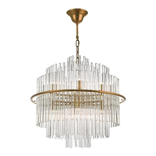 Lukas Ceiling Pendant Glass Rods LUK1735