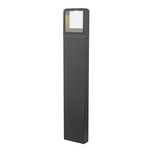 Malone IP65 Anthracite Outdoor LED Post Light MAL4539
