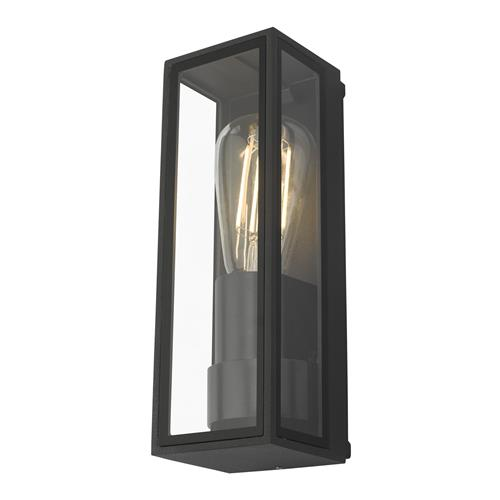 Taryn Anthracite IP65 Outdoor Wall Light TAR1639