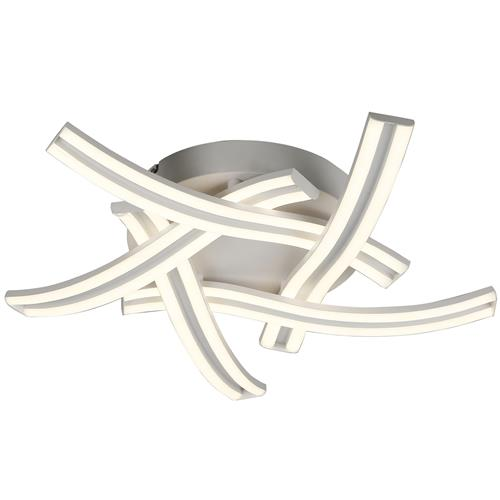 Harrell 5 Light LED White Ceiling Fitting JUN7094