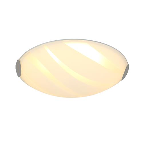 Viggo 300mm Flush LED Chrome Ceiling Fitting VED7758