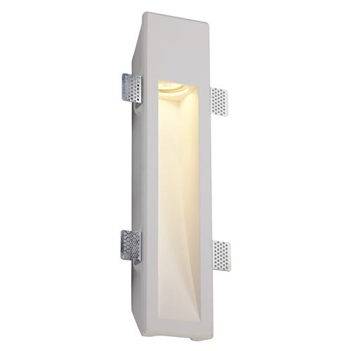 Willard Large Recessed Paintable Trimless Wall Light STU7173