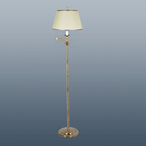 BELFRY SWING ARM Floor Lamp