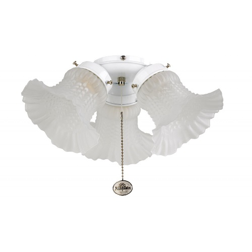 221555 White Fantasia Light Kit