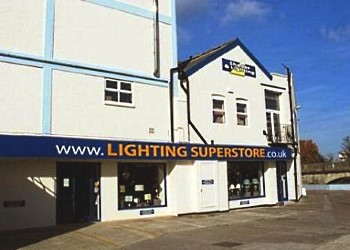 Lighting Superstore Showroom Exterior