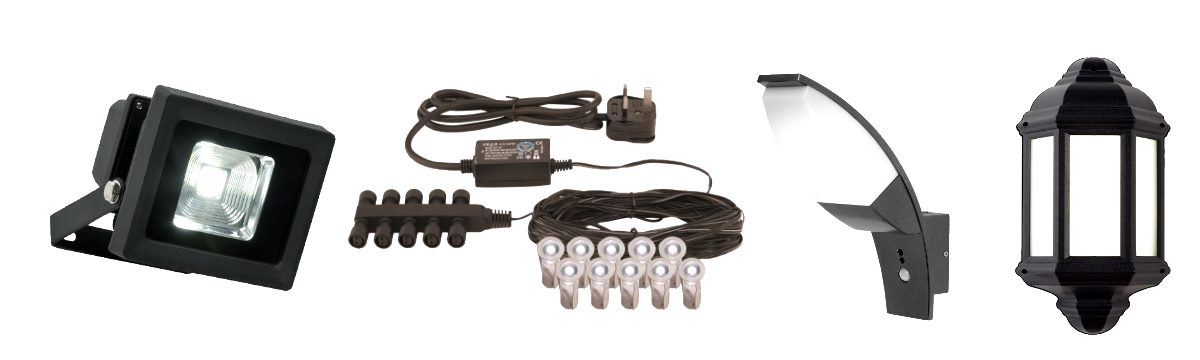 Outdoor and Garden LED