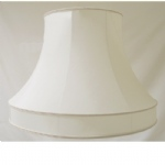 "10"" Collard Ivory Special Lampshade SS1048"