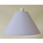 12 Inch CT PVC Coolie Shade