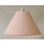 "14""CT Peach PVC Coolie  Special Offer"