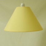 "14""CT Yellow PVC Coolie  Special Offer"