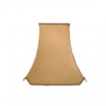"14"" Square Sand Shantung Lampshade SS1169"