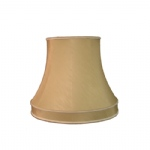 "16"" Collard Oval Beige Special Lampshade SS1008"