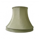 "16"" Collard Oval Green Special Lampshade SS1029"