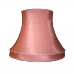 "18"" Collard Oval Pink Special Lampshade SS1023"