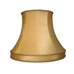 "18"" Collard Oval Sand Special Lampshade SS1031"
