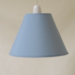"9""CT Mid Blue PVC Coolie Special Offer"